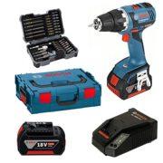 Bosch-GSR18V-EC-Perceuse-visseuse-2-x-18-V-4-Ah-45-Accessoires-0