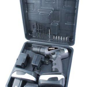 Mannesmann-17910-Perceuse-visseuse-sans-fil-Avec-2-batteries-18-V-Import-Allemagne-0