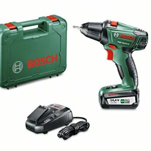 Bosch-Perceuse-visseuse-Expert-sans-fil-PSR-144-Li-2-coffret-1-batterie-144V-25-Ah-technologie-Syneon-060397340N-0