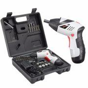 Perceuse-Visseuse-Sans-Fil-GOCHANGE-Portable-Perceuse-Rechargeable-avec-45pcs-dAccessoires-Electronique-avec-1300-mAh-48V-Batterie-0