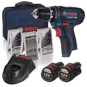 Bosch-0601868109-Professional-GSR-12v-152-Li-Kit-perceuse-visseuse-sans-fil-12-V-avec-39-accessoires-et-2-batteries-15-Ah-0