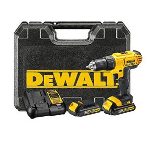 Dewalt-DCD771C2-QW-Perceuse-visseuse-18-V-Jaunenoir-0
