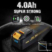 Perceuse-Visseuse-sans-Fil-40Ah-Batterie-29-Pieces-Set-daccessoires-4A-Rapide-Chargeur-Visseuse-a-Percussion--2-Vitesse-Pochette-de-Rangement-0-0