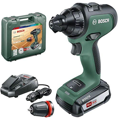 Bosch-06039B5000-Perceuse-Visseuse-Sans-Fil-AdvancedDrill-18-avec-Batterie-Systme-18V-dans-un-Coffret-0