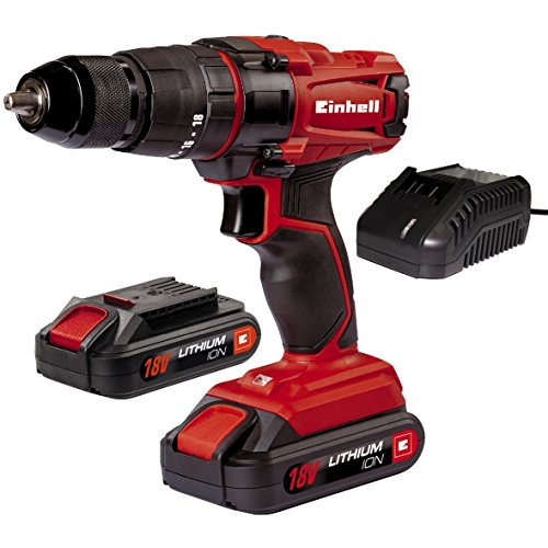 Einhell-Perceuse-Visseuse-sans-fil-TC-CD-18-2-Li-0