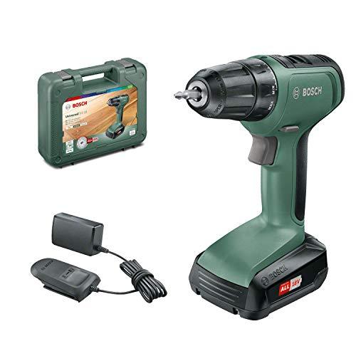 Perceuse-visseuse-sans-fil-Bosch-UniversalDrill-18-2-batteries-18V-15Ah-et-chargeur-livr-avec-deux-embouts-de-vissage-et-coffret-0